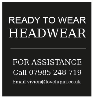 Hats & Headpieces in Harpenden Hertfordshire